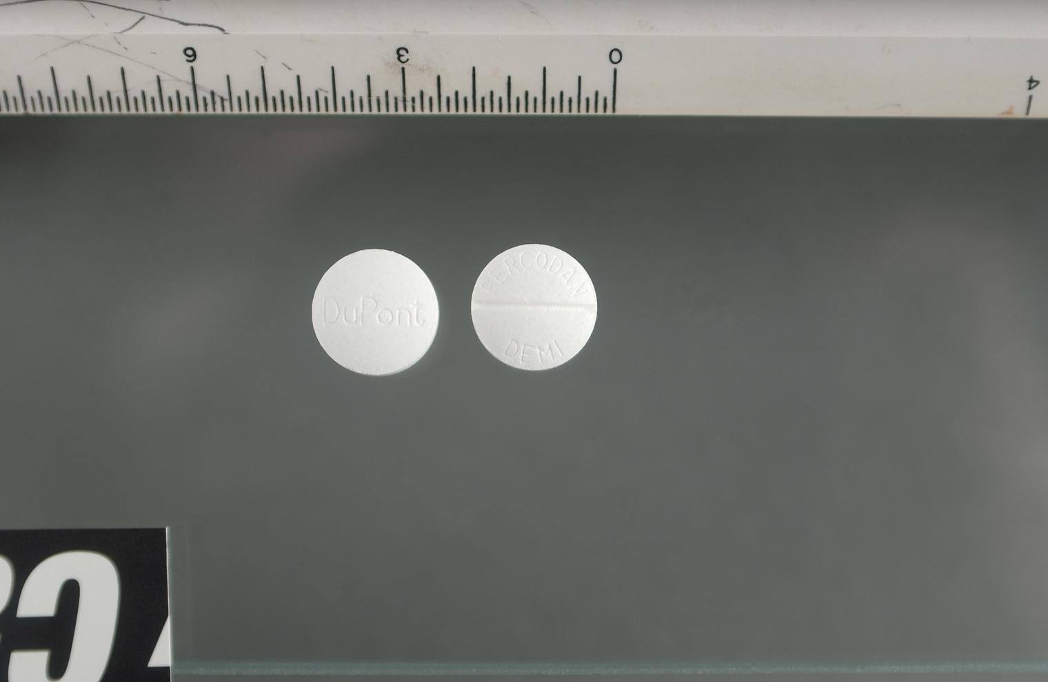 Percodan 2.25mg