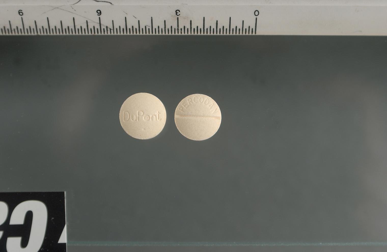 Percodan 4.5mg
