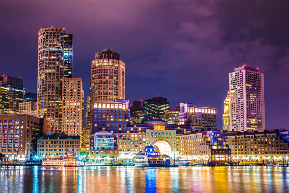 New England | DEA