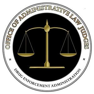 Administrative law Judges logo