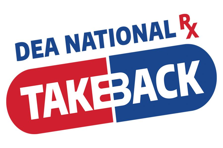 DEA Take Back logo