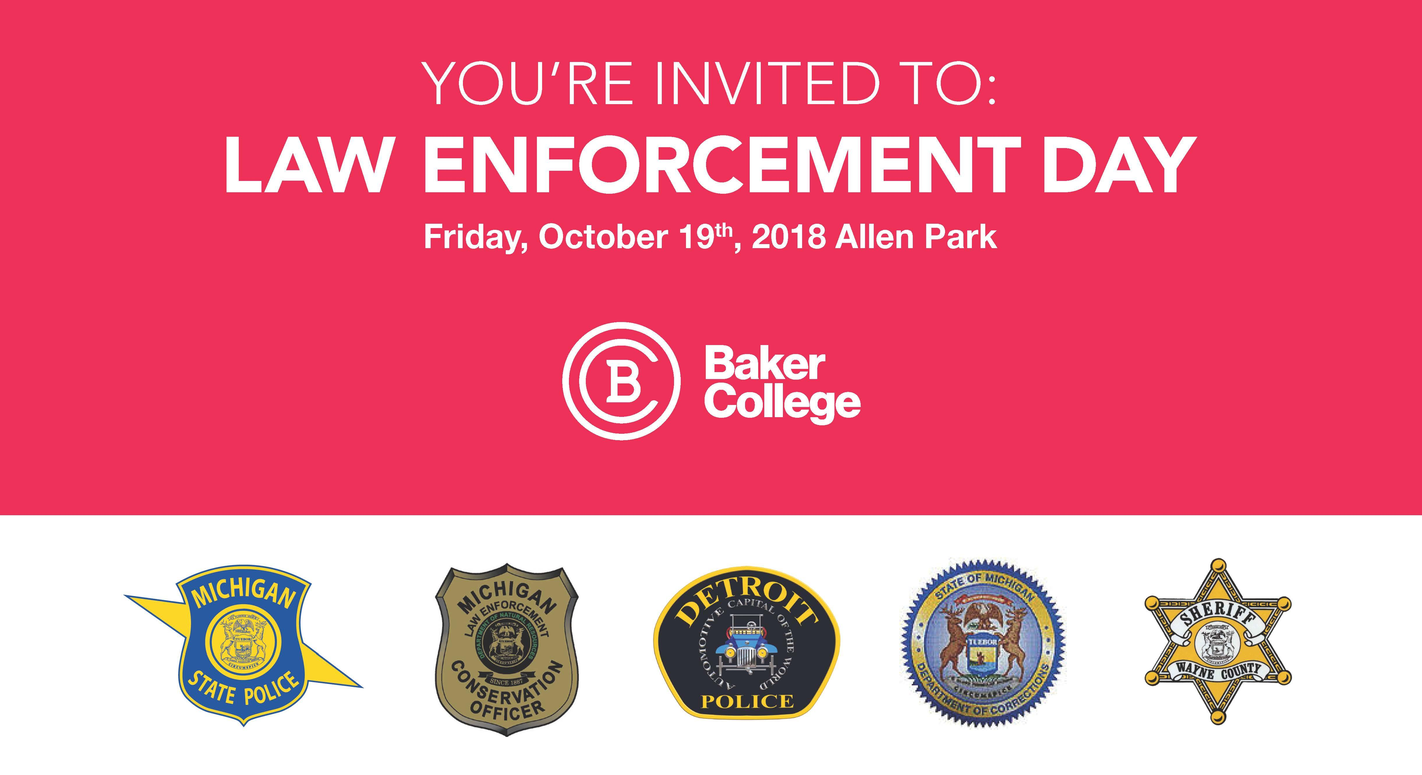 Law Enforcement Day