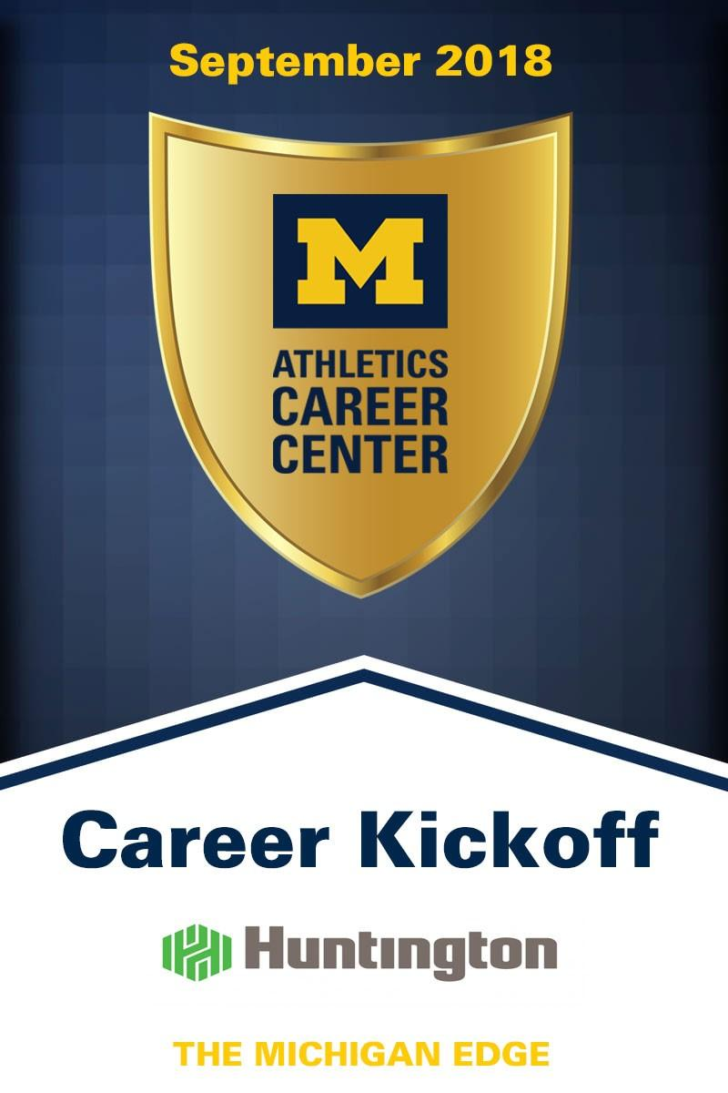 University of Michigan Career Kickoff 2018