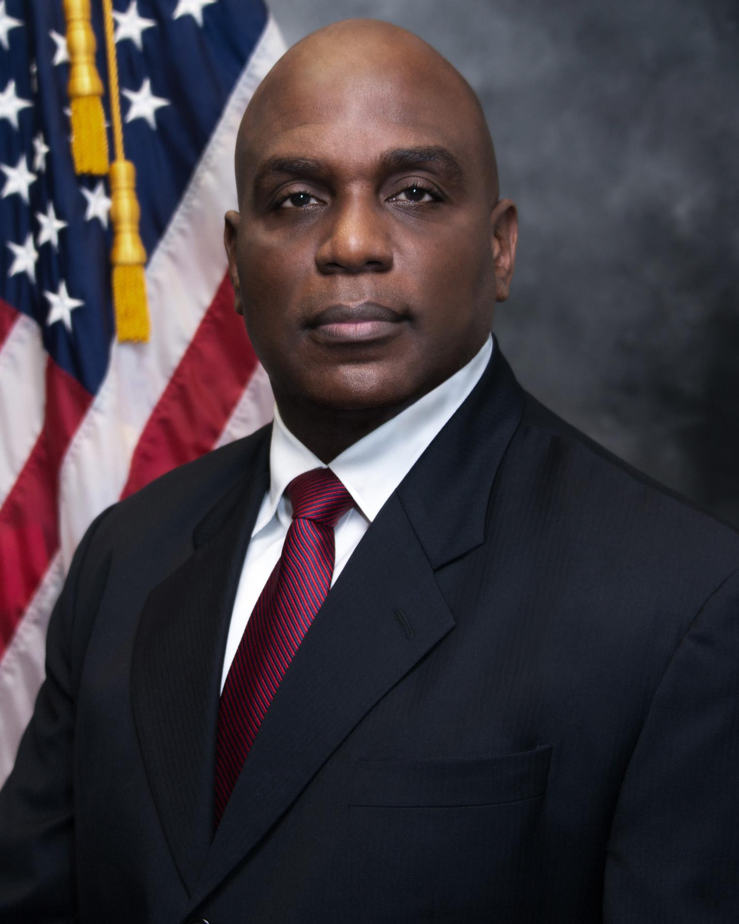 Assistant Special Agent in Charge Dave E. Joseph
