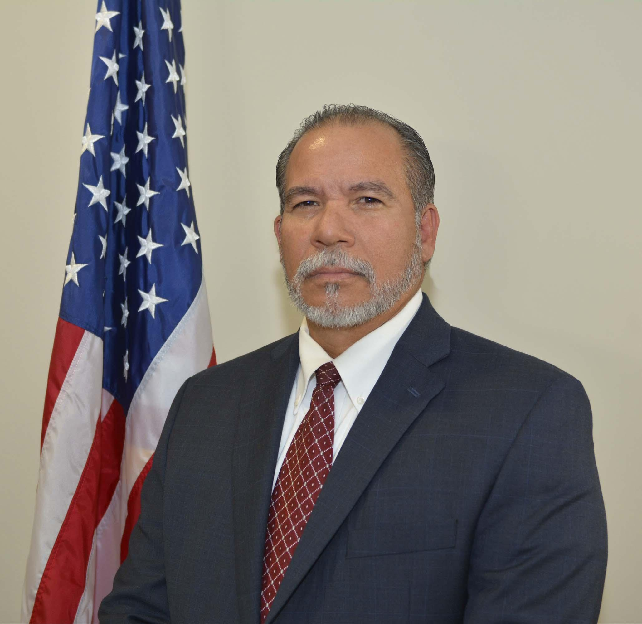 Assistant Special Agent in Charge Reinaldo R. Lopez