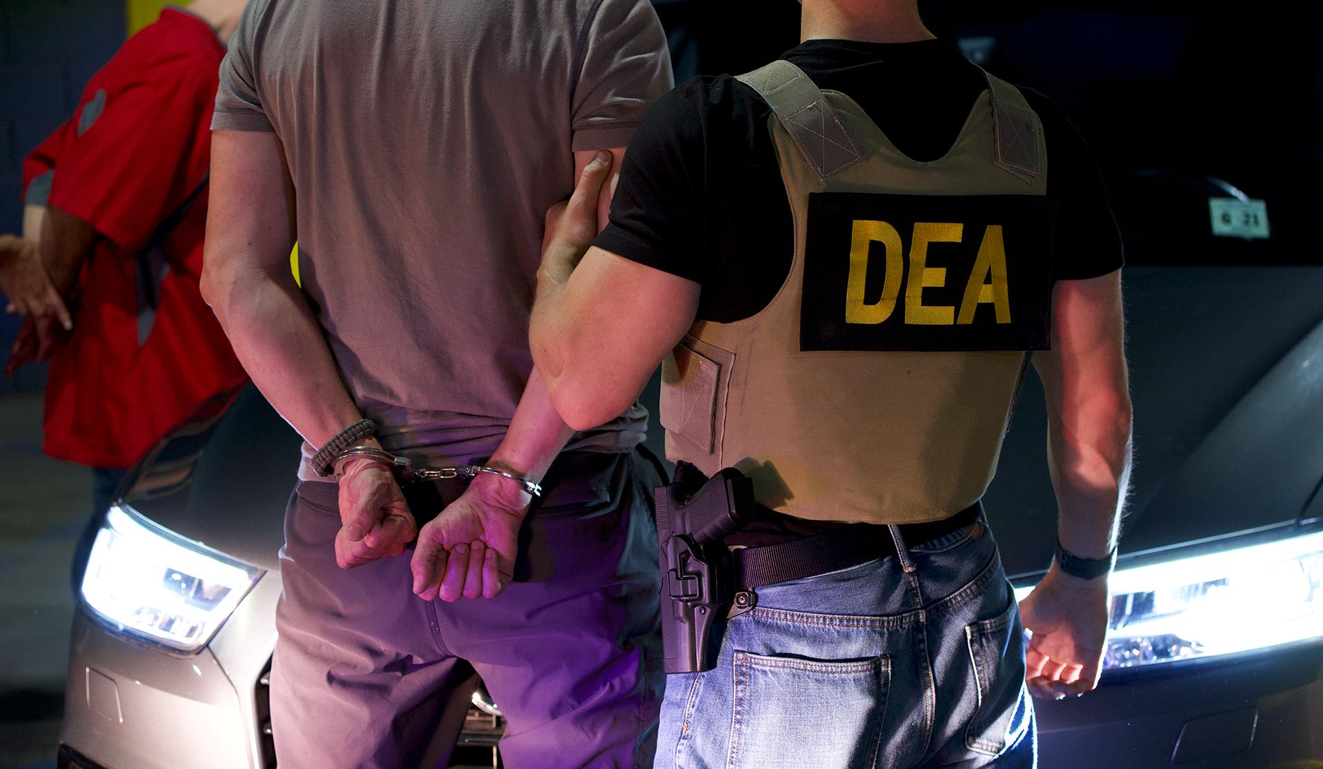 If you've got a passion for justice, make it pay off in the DEA.