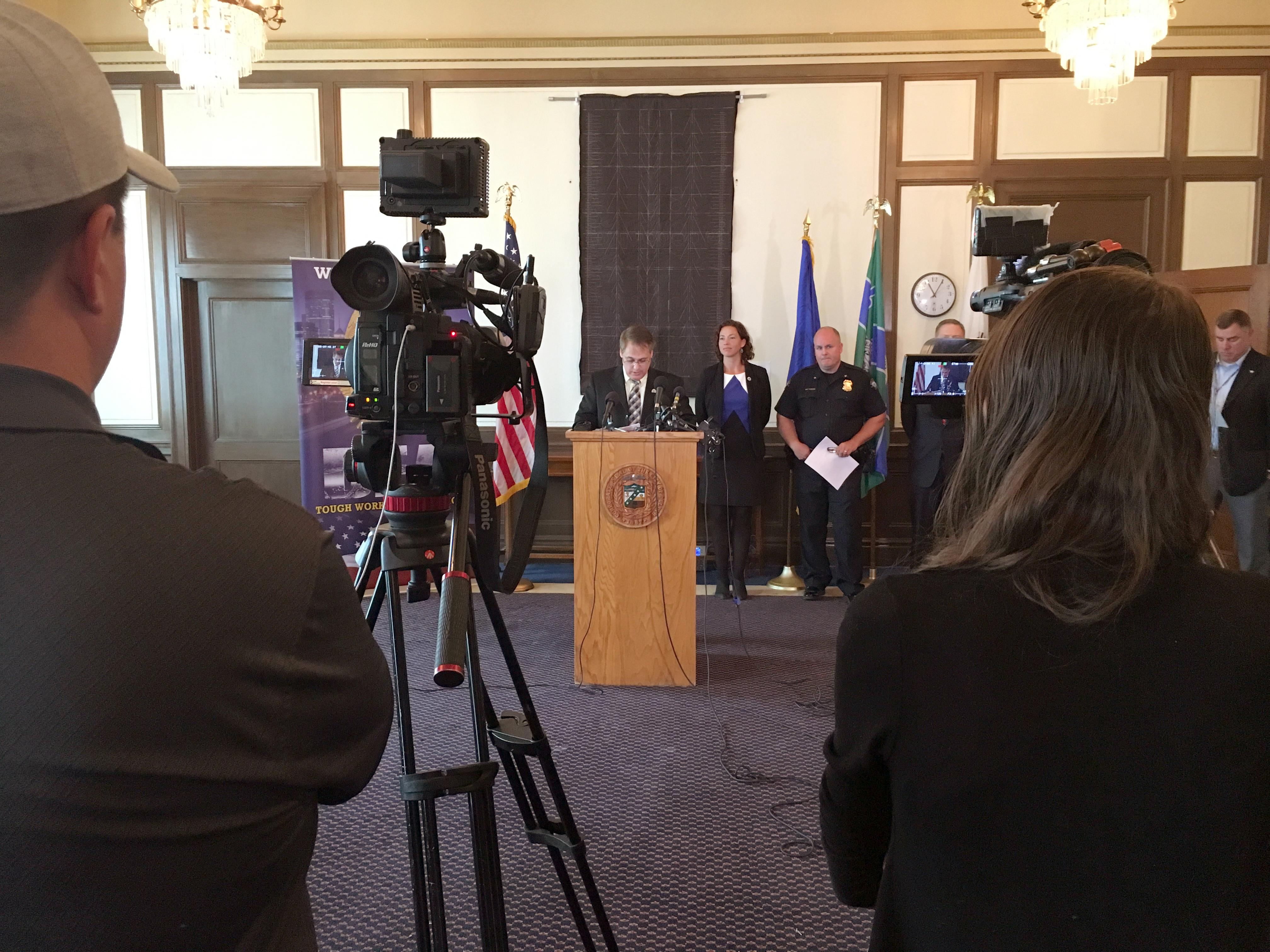 DEA Omaha Division announces new office and partnership in