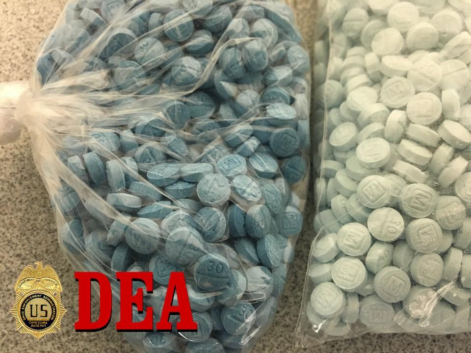 Counterfeit Pills Containing Fentanyl