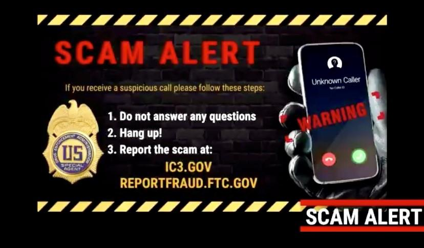 DEA Scam Warning