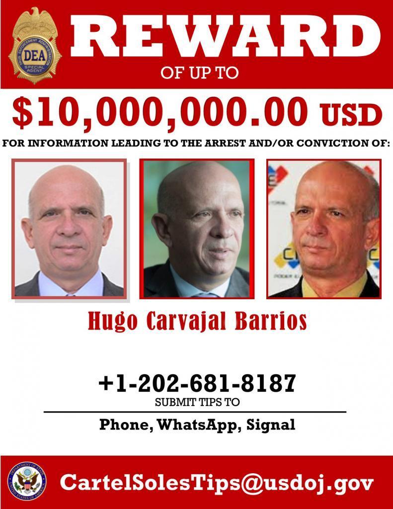 Noticias y  Generalidades - Página 12 CarvajalRewardPoster_0