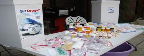 Atlanta Division National Prescription Drug Take-Back event.