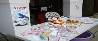 DEA's National Prescription Drug Take Back Initiative offers an opportunity for Americans to make their homes and medicine cabinets safe from theft and abuse.