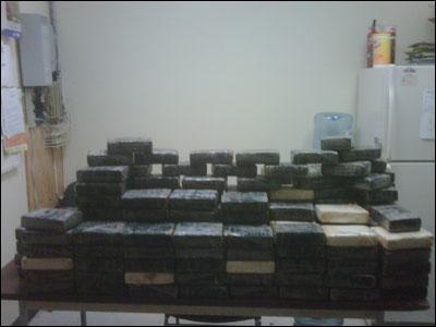 228 kilograms of cocaine seized in St. Croix, USVI by DEA, ICE and VIPD.