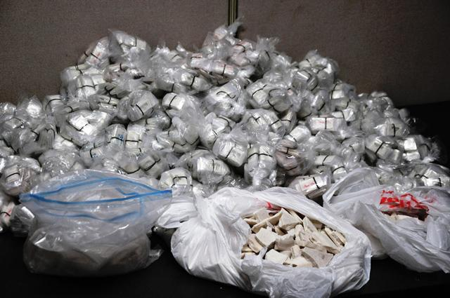 A six-month investigation resulted in the seizure of