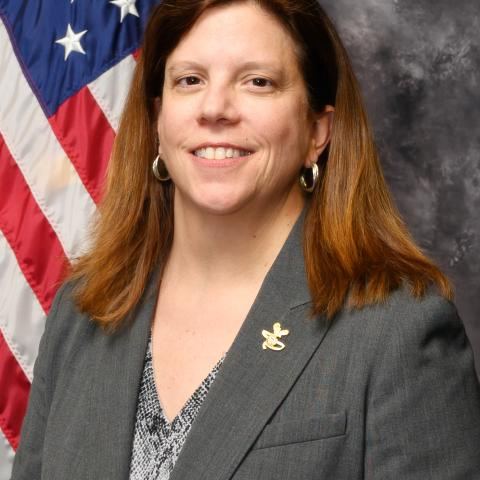 Photo of Special Agent in Charge Deanne Reuter
